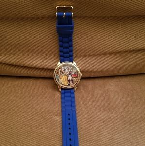 Disney Accessories - Beauty and the Beast Watch